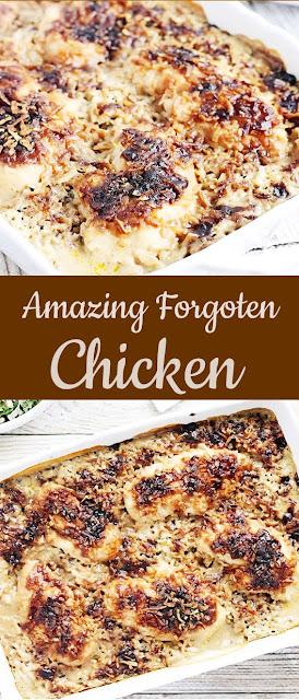 Amazing Forgoten Chicken #Chicken