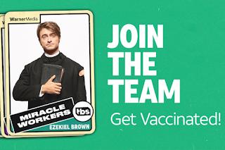 WarnerMedia: Get vaccinated