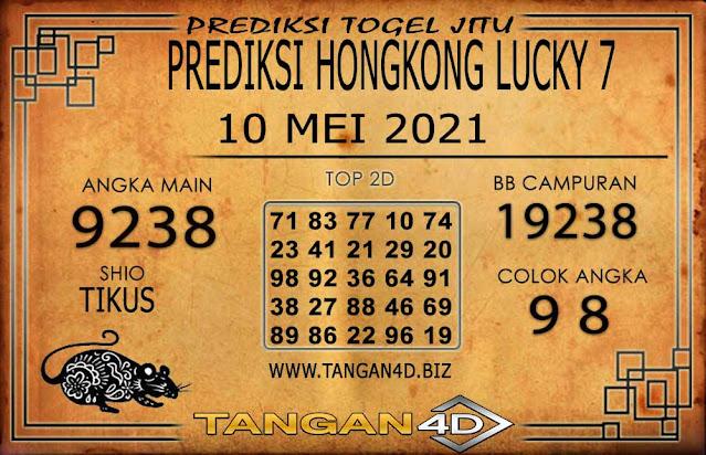 PREDIKSI TOGEL HONGKONG LUCKY 7 TANGAN4D 10 MEI 2021