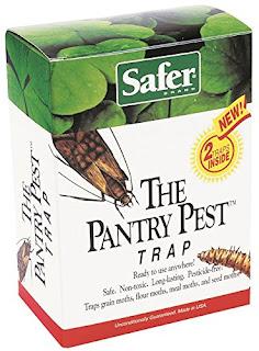 pantry moth traps, kitchen moths