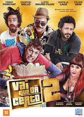 Baixar 69622 Vai que Dá Certo 2 DVDRip XviD & RMVB Nacional Download
