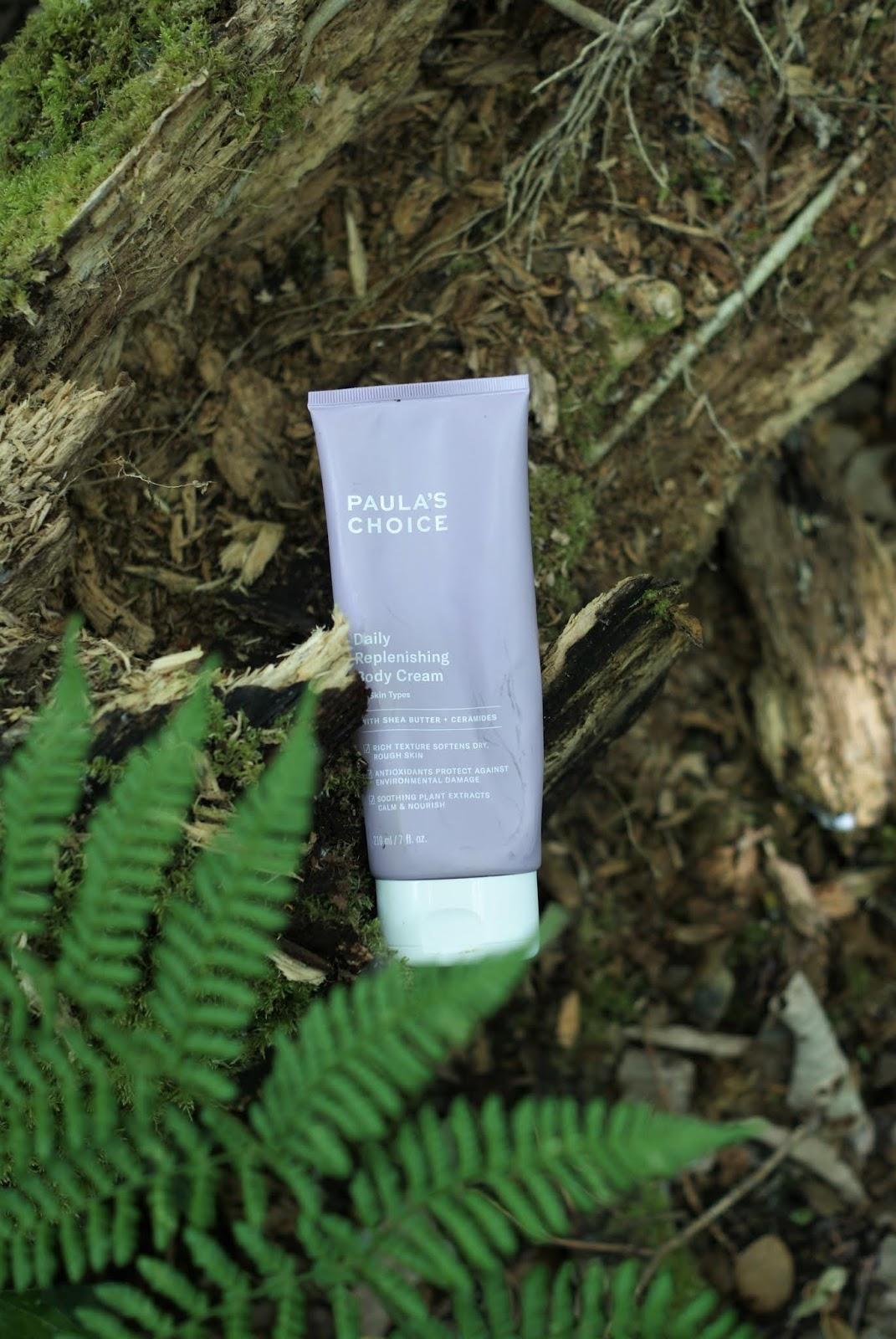 Daily Replenishing Body Cream/ Paula's Choice.