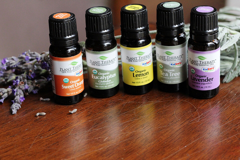 Practical Essential Oils from Work it Mommy blog