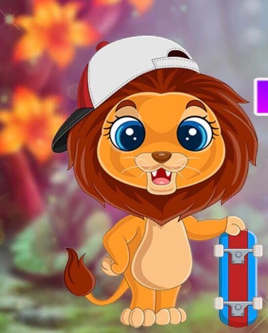 Games4King Skate Lion Esc…