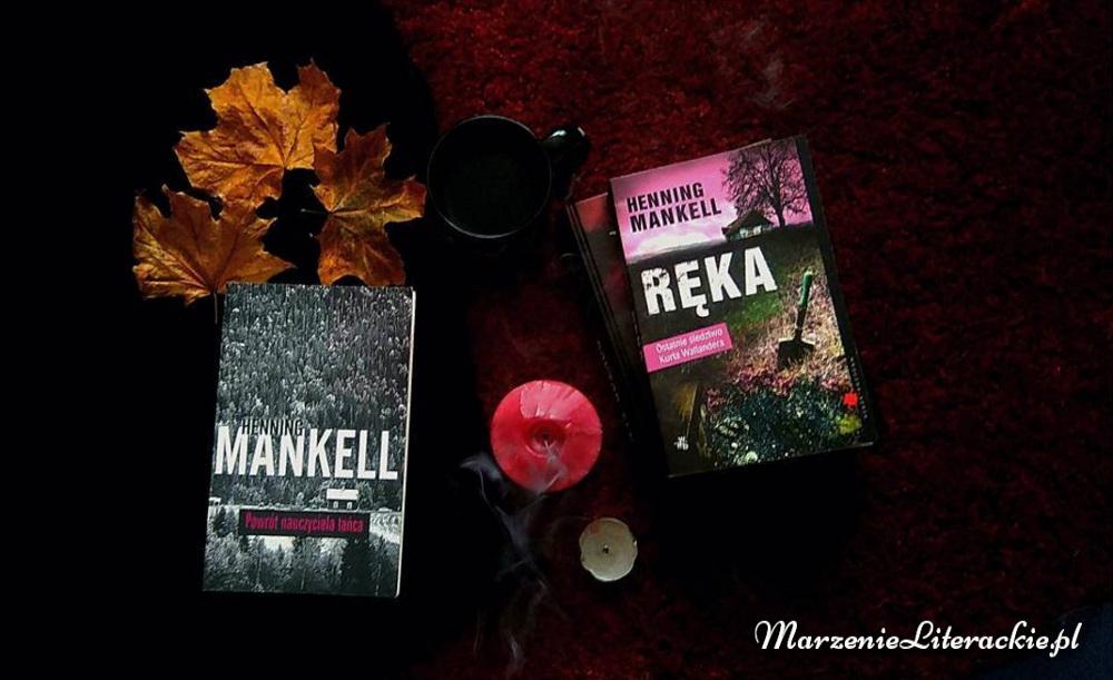 Henning Mankell, Powrót nauczyciela tańca, Recenzja, Marzenie Literackie