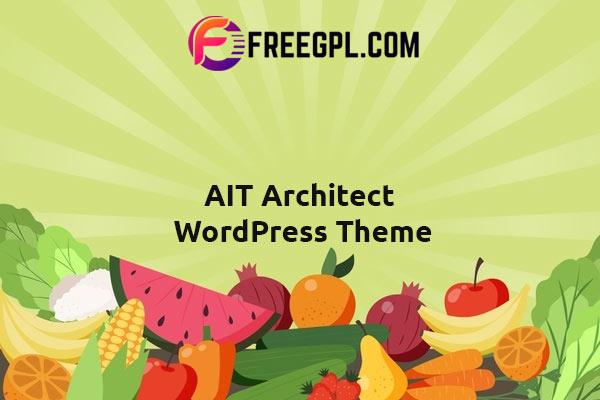 AIT Architect WordPress Theme Nulled Download Free