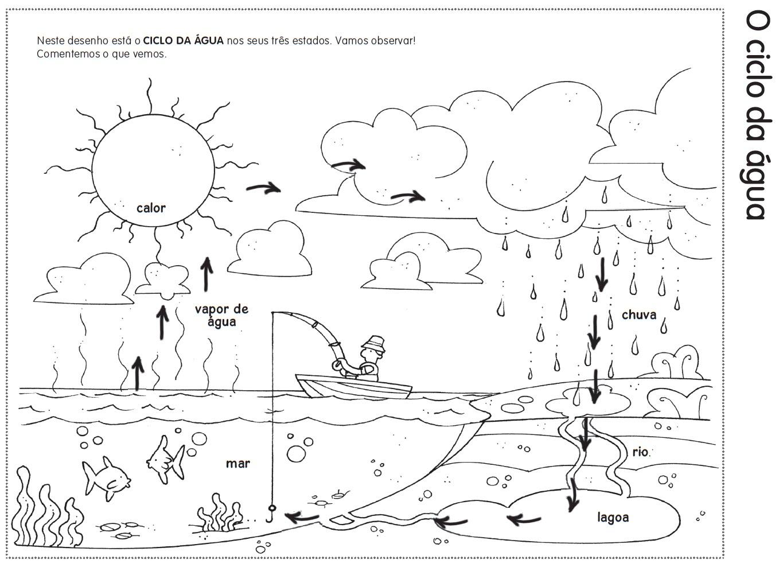 Atividades Ciclo Da água