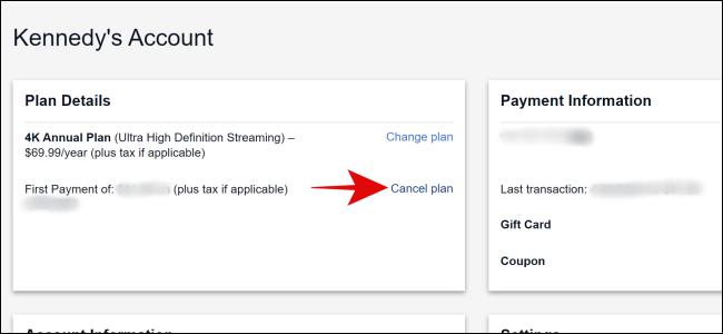 خطة إلغاء CuriosityStream