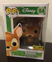 Funko Pop! Bambi Flocked