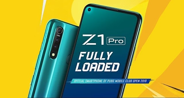 Vivo Z1 Pro will come with snapdragon 712, 32MP In-display camera