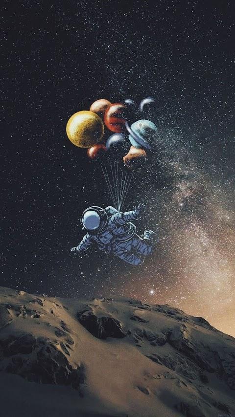 23 Astronot Telefon Duvar Kağıtları |  23 Astronaut Phone Wallpapers