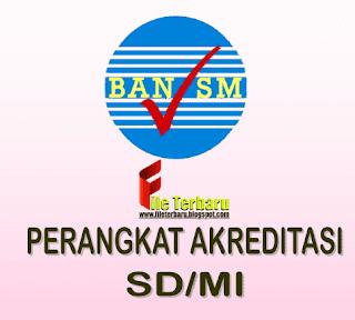 File Akreditasi Terbaru Lengkap Jenjang SD/MI, SMP/MTs, SMA/SMK Tahun 2017