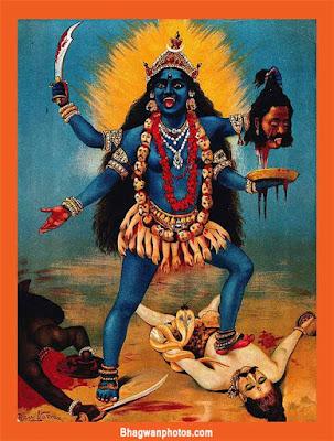 Maa Kali Pic