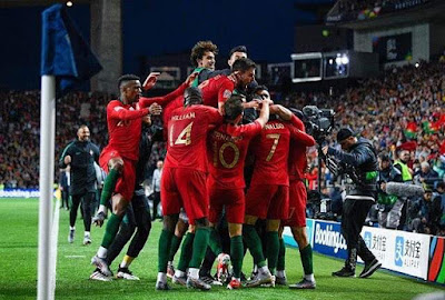 UEFA Nations League: What Ronaldo said after Portugal defeated Switzerland to reach final