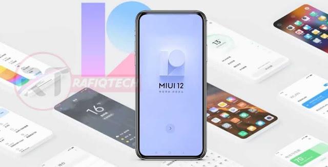 تحديث MIUI 12 المستقر العالمي لهواتف شاومي Redmi K20 و K20 Pro  وMi 9T و Mi 9T Pro