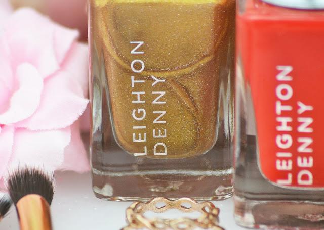 NEW Release From Leighton Denny | The Wanderlust Collection, Lovelaughslipstick Blog