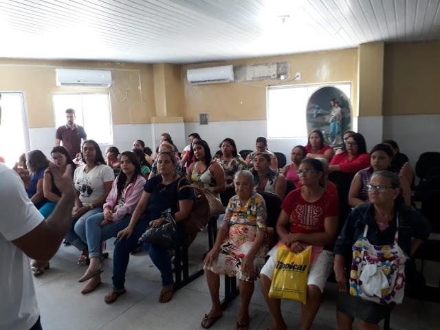 """Outubro Rosa: Policlínica participa da """"Ação Saúde da Mulher"""""""