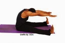 Forward Spine olahraga yang dapat meninggkan badan
