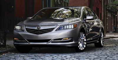 2018 Acura RLX Type S Revue, changements, date de sortie et rumeurs de prix - 2018 Acura RLX