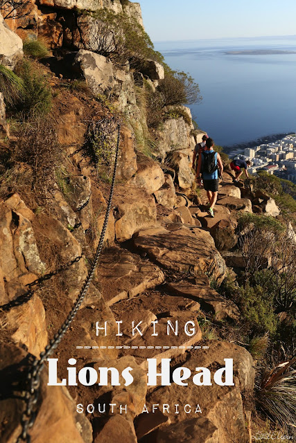 South Africa - Cape Town - Lions Head - Hiking