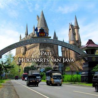 dp bbm pati kota hogwarts van java