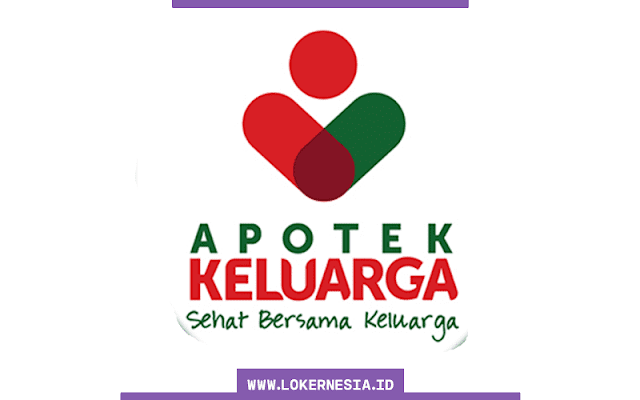 Lowongan Kerja Apotek Keluarga Bandung November 2020