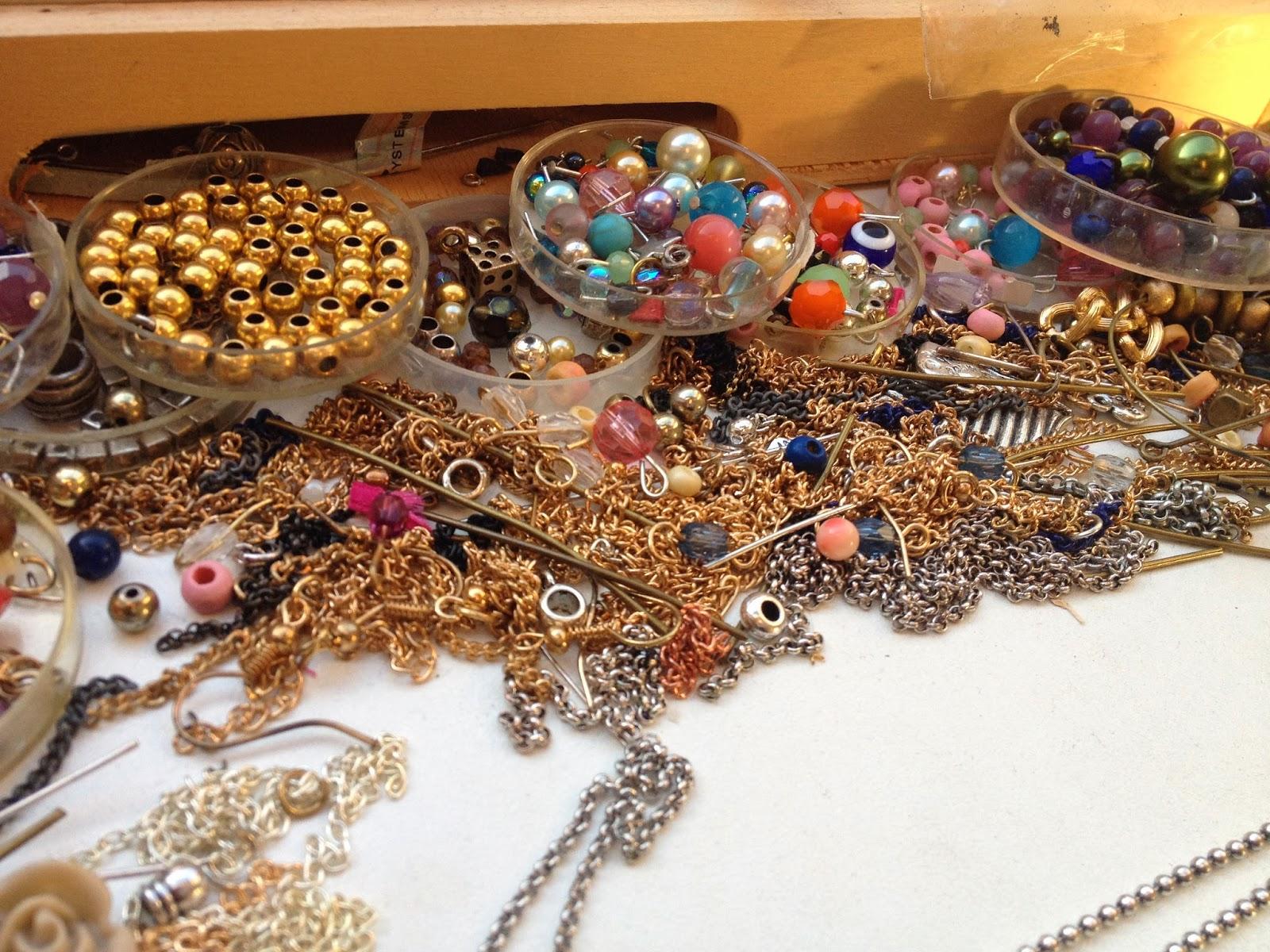 Atelier de bijoux a domicile