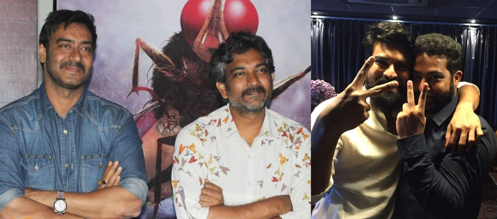 Bollywood Superstar To Play A Key Role in Rajamouli's #RRR