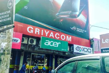 GriyaCom Service dan Kredit Laptop/Komputer di Bandar Lampung Terpercaya