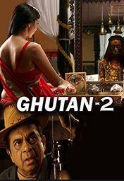 Ghutan (2021) Hindi Dubbed 300MB HDRip 480p Full Movie