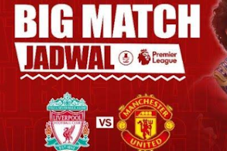 Cara Nonton Liverpool Vs Manchester United Gratis Di Mola TV Dengan Android