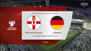Германия - Северная Ирландия смотреть онлайн бесплатно 19 ноября 2019 прямая трансляция в 22:45 МСК.