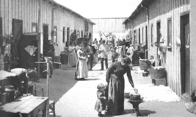 Cuándo una pandemia dio lugar a la sanción de una ley de casas populares