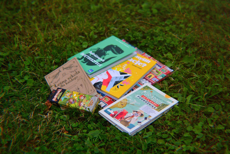Biblioteczka Pani Sowy (cz. 13): książki dla podróżników