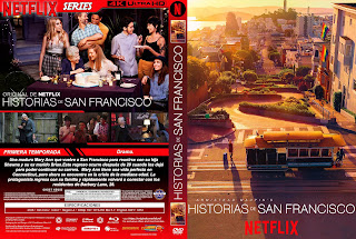 HISTORIAS DE SAN FRANCISCO – TALES OF THE CITY – 2019 [COVER – DVD – SERIES]