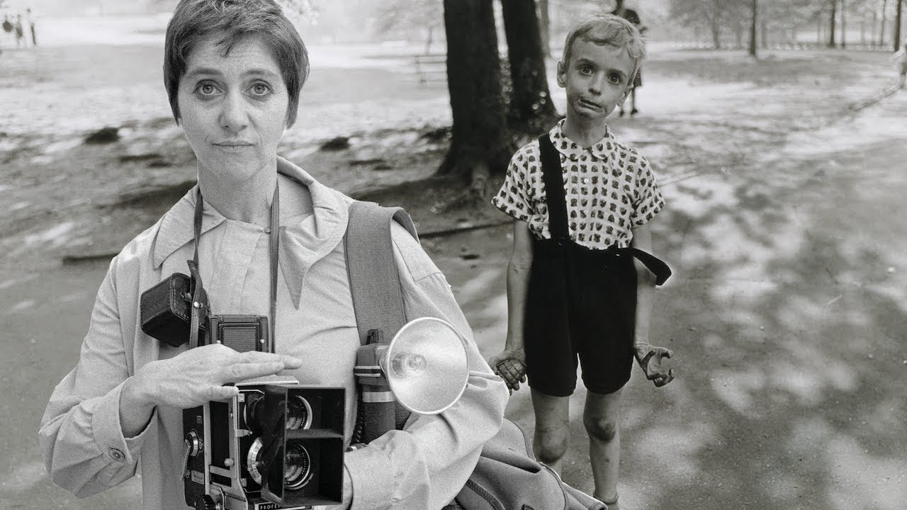 Diane Arbus: One of America's best Known and Most Inspirational Photographer