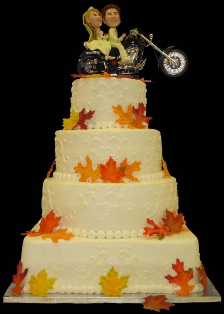 Elegant Wedding Cakes with Crystals   Cake Magazine