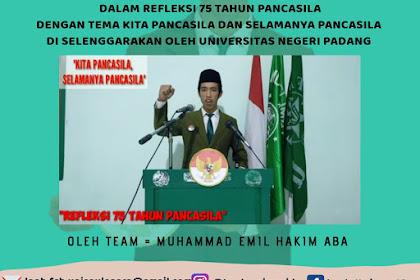 MAHASISWA FAKULTAS SYARIAH DAN HUKUM UNISNU JEPARA BERHASIL MENGGAIT JUARA 3 DI UNIVERSITAS NEGERI PADANG