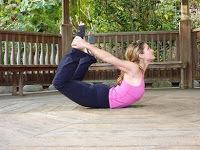 Senam Yoga Untuk Mengecilkan Perut Wanita dan Pria