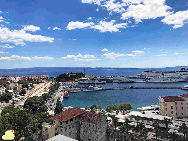 Beautiful Places You Can't miss in Split, Croatia