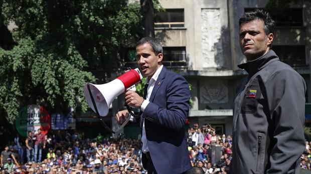 EE.UU. ofreció aliviar sanciones a empresarios venezolanos que intentaron que Maduro se marchara