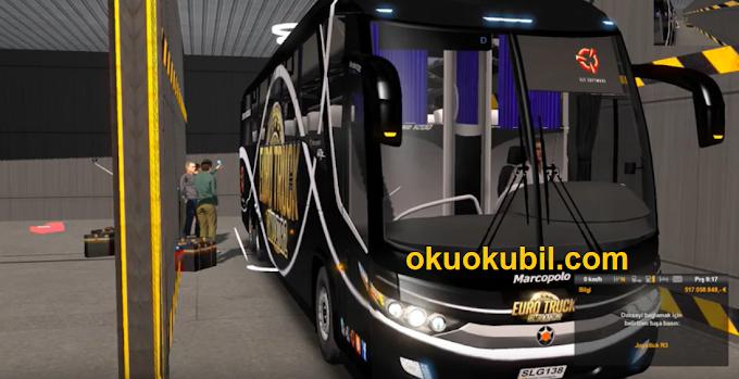 ETS2 Marcopolo G7 1200 Yeni Otobüs Modu İndir 1.32,1.33 Yaması Temmuz 2019