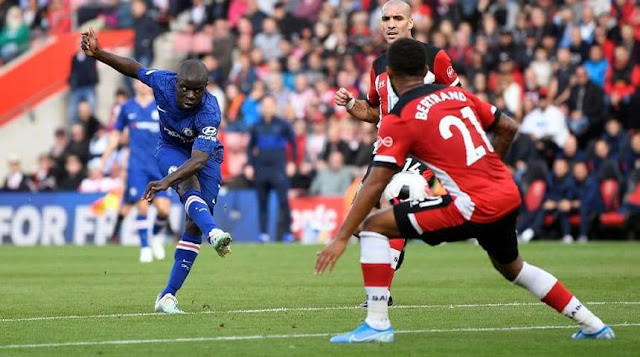 Southampton VS Chelsea live channel photo