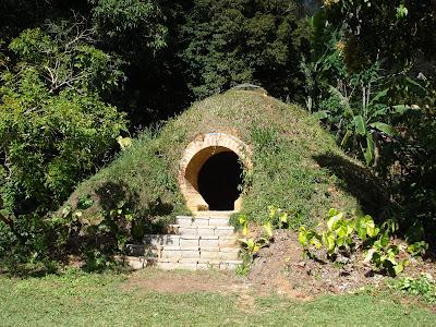Biconstrução com tijolos de adobe