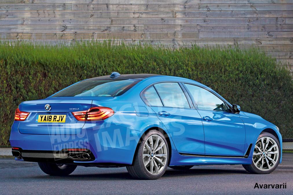 BMW 次期3シリーズ(G20)、電気自動車もラインナップされる? ~ライバルはテスラ、航続距離300マイル(約 ...