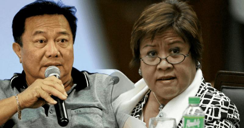 Alvarez to De Lima calls for House probe over drug links