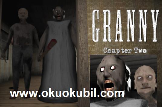 Granny Chapter Two v1.0.4 Büyükanne 2. Bölüm Mod Apk İndir