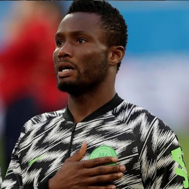 Breaking: Mikel retires from Super Eagles