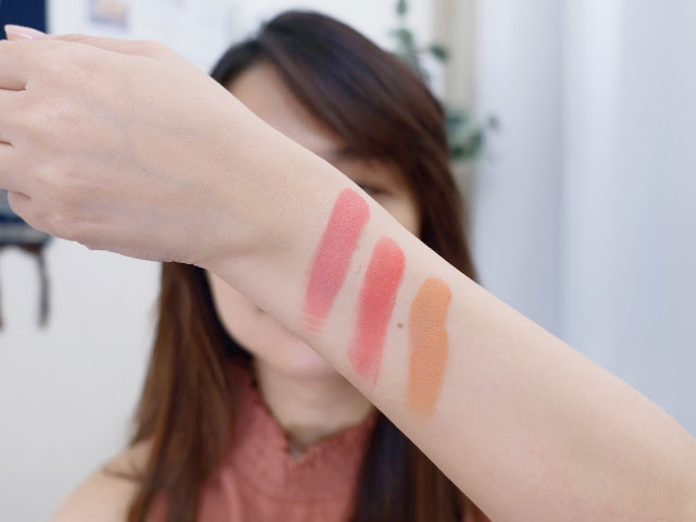 Cathy Doll's Nude Matte Blusher Review By Nikki Tiu of askmewhats.com