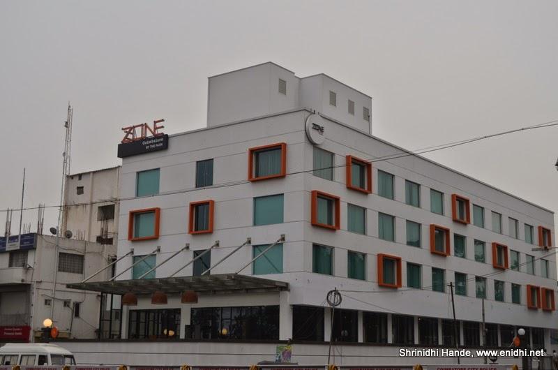Boutique hotel zone coimbatore by the park enidhi india for Boutique hotel group